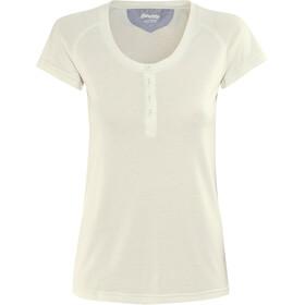 Bergans Gullholmen T-shirt Femme, white